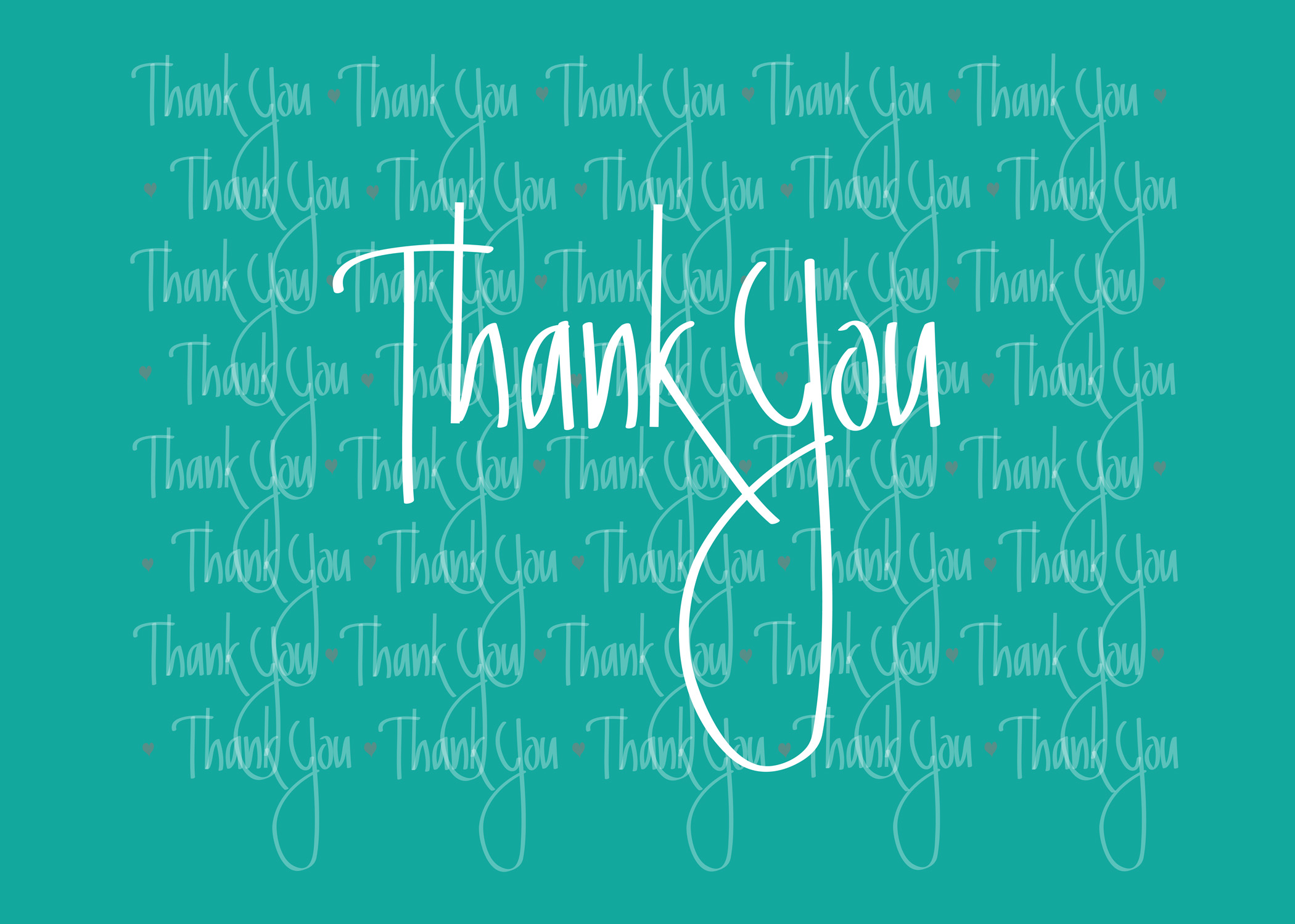 Thank You with thank you Teal FINAL revised