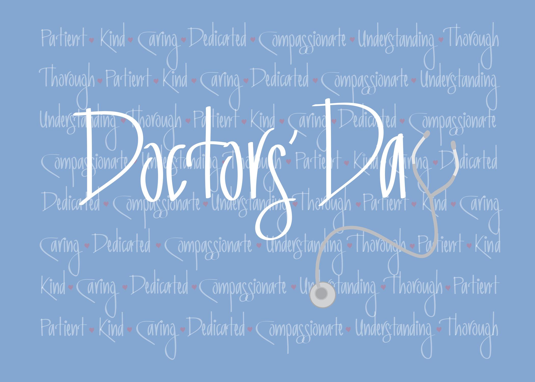 Doctors' Day 2014 redo